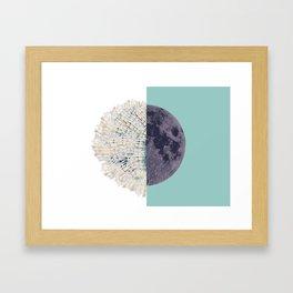 A Short While Ago Framed Art Print