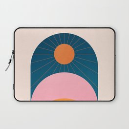 Abstraction_Sunshine_Minimalism_001 Laptop Sleeve
