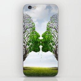 True Love VII iPhone Skin