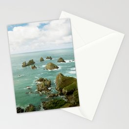 Where two oceans meet Stationery Cards