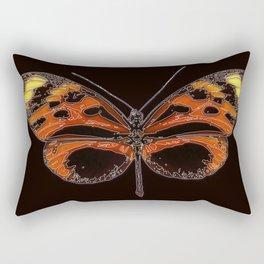 Untitled Butterfly 2 Rectangular Pillow