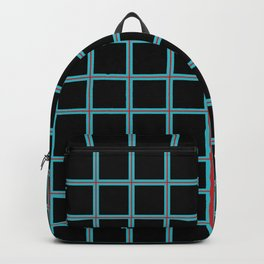 PNW Plaid Seattle Gridlock Backpack