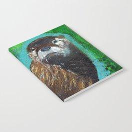 Otter Glow Notebook