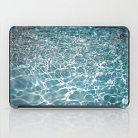 pool iPad Cases featuring Pool by kimberlyhart