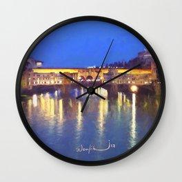 Vecchio Wall Clock