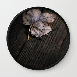 the lifelines of fall 2 Wall Clock