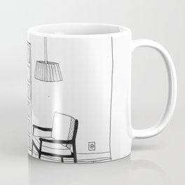 Living Room 2 Coffee Mug