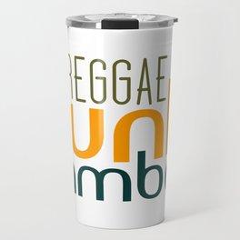 Reggae funk samba Travel Mug