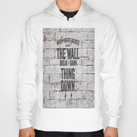 motivational Hoodies featuring Motivational quote n. 2 by AnnaF31