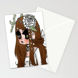 Light Lolita Stationery Cards
