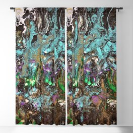 Welcome to the garden of Eden Blackout Curtain