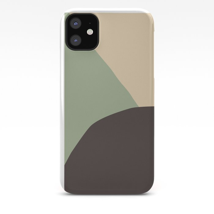 Deyoung Chocomint iPhone Case