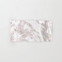 White Marble Mountain 012 Hand & Bath Towel