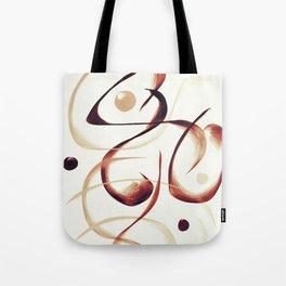 Caffeinated Dreams Tote Bag
