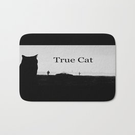 True Cat Bath Mat