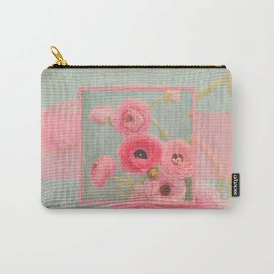 Vintage Romance Carry-All Pouch