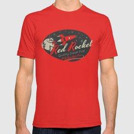 Red Rocket (Distressed) T-shirt