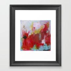 A Sense of Gratitude Framed Art Print