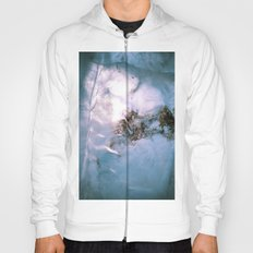 Abstract ice texture 4 Hoody