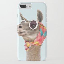 Fashion Llama iPhone Case