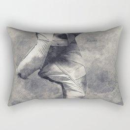 Dancing shoes Rectangular Pillow
