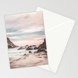 Keyhole Rock Big Sur Cali Stationery Cards