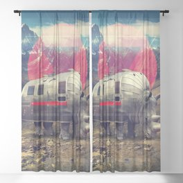 Rhino Sheer Curtain