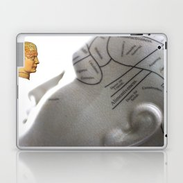 Phrenology | A Picture of Good Health circa 1881 Laptop & iPad Skin