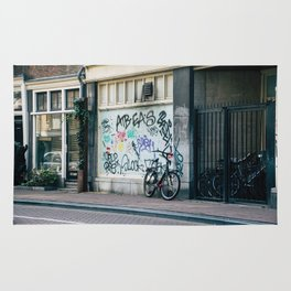Streets of Amsterdam Rug