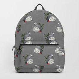 Congo African Grey Backpack