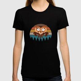 Cute Owl T-Shirt T-shirt