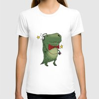 dinosaur T-shirts featuring Dinosaur by BlandinePannequin