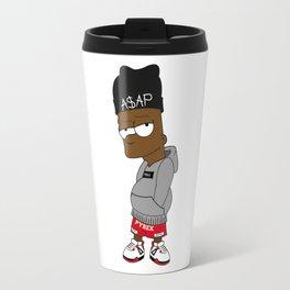 Lil Bart Travel Mug
