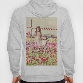 """If You Look The Right Way, You Can See That The Whole World Is A Garden"" Hoody"