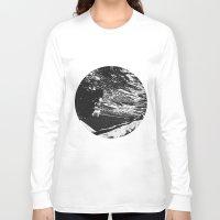 swim Long Sleeve T-shirts featuring Swim by Lemonick / Kartel Klub