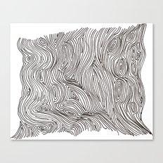 brainmap Canvas Print