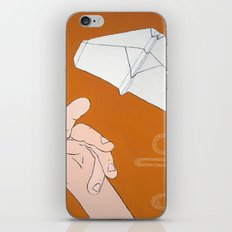 Sky King iPhone & iPod Skin