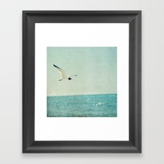 freebird Framed Art Print