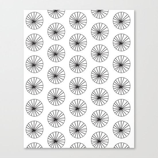 Drawing Lines With Canvas : Omge circle black and white minimal abstract lines