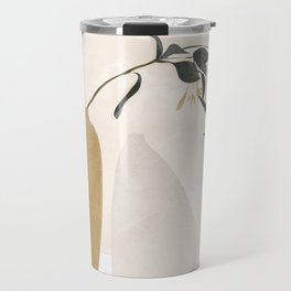 Couple Of Vases Travel Mug