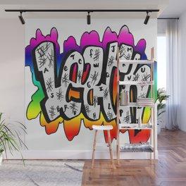 Learn Wall Mural