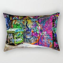 Street art Rectangular Pillow