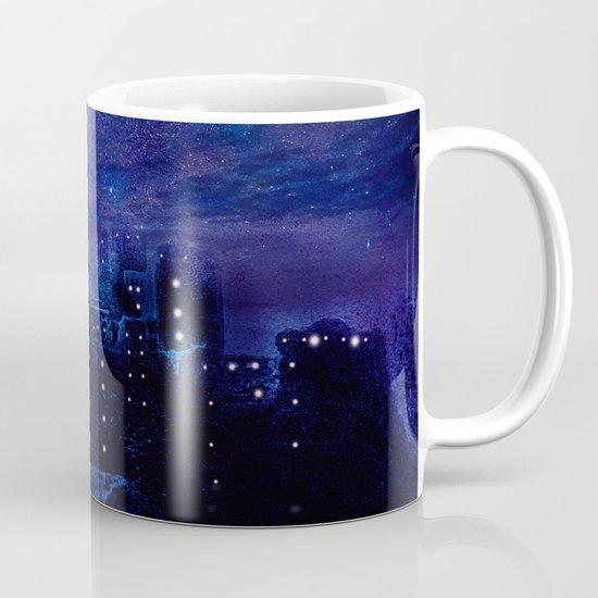 City of lights Mug