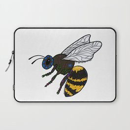 To Bee or Not To Bee Laptop Sleeve
