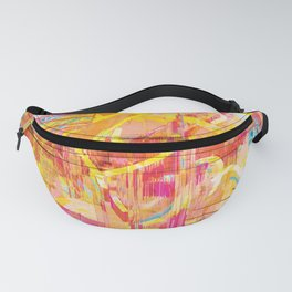 Writing on The Wall 02 Fanny Pack