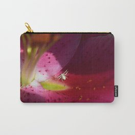 Lily Spider Carry-All Pouch
