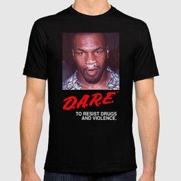D.A.R.E. Tyson T-shirt