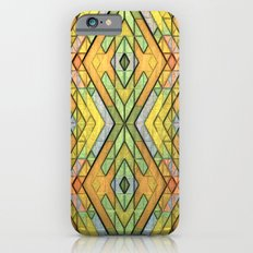 Deco Diamonds iPhone 6s Slim Case
