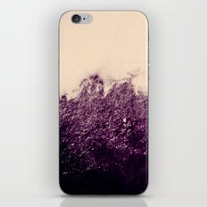 Ink on Paper iPhone Skin