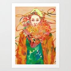 Ryo Art Print